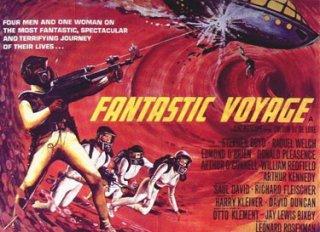 Lobbycard del film Viaggio Allucinante