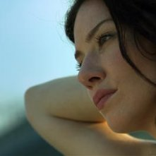 Lynn Collins in una scena del film Uncertainty (2008)