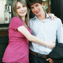 Michael Cadeddu e Federica Sbrenna in Un medico in famiglia 6
