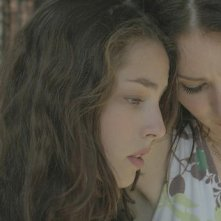 Olivia Thirlby e Lynn Collins in una scena del film Uncertainty (2008)