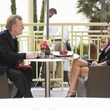 Private Practice: Kate Walsh e Stephen Collins in una scena dell'episodio Sins of the Father