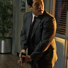 The Mentalist: Tim Kang nell'episodio His Red Right Hand