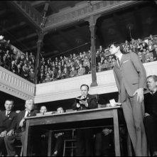 Una scena del film Il processo di Orson Welles (Francia / Italia / Germania, 1962)