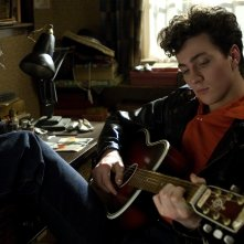 Wallpaper: Aaron Johnson in Nowhere Boy