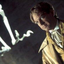 Kenneth Branagh in una scena di Harry Potter e la camera dei segreti