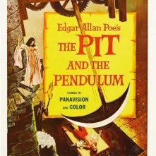 La locandina di Il pozzo e il pendolo