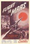 La locandina di Volo su Marte