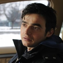 Paolo Briguglia è Eugenio Fusco nel film La cosa giusta (2009)