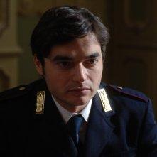 Paolo Briguglia in una sequenza del film La cosa giusta (2009)