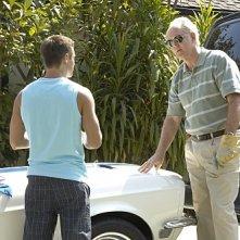 Dexter: John Lithgow e Brando Eaton nell'episodio Road Kill