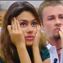 Grande Fratello 10, quarta puntata: Camila e Gabriele