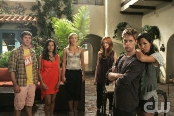 Melrose Place: un'immagine dall'episodio June