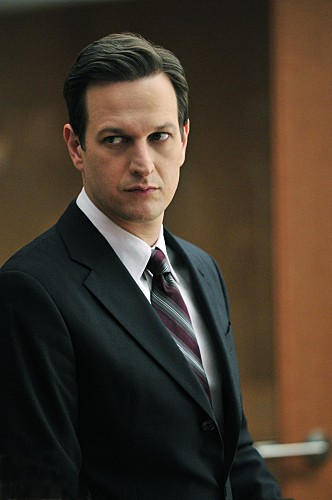 The Good Wife: Josh Charles nell'episodio Threesome