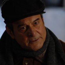 Un primo piano di Ennio Fantastichini in una scena del film La cosa giusta (2009)