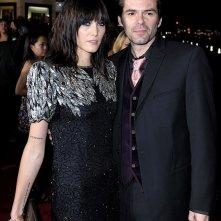 Billy Burke e la moglie Pollyanna Rose alla premiere del film The Twilight Saga: New Moon, a Los Angeles, il 16 Novembre 2009