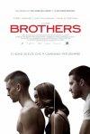La locandina italiana di Brothers