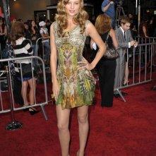 Noot Seear posa alla premiere del film The Twilight Saga: New Moon, a Los Angeles, il 16.11.2009