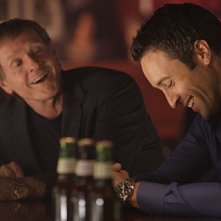 Three Rivers: William Sadler ed Alex O'Loughlin nell'episodio The Kindness of Strangers