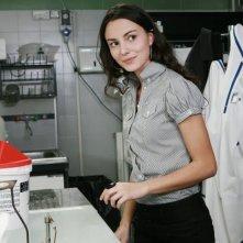 Caterina Misasi in una scena di Un medico in famiglia 6