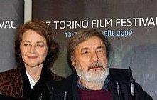 Torino Film Festival 2009: Charlotte Rampling con Gianni Amelio