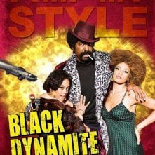 Character Poster (1) per Black Dynamite