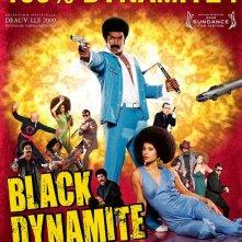 Poster francese per Black Dynamite