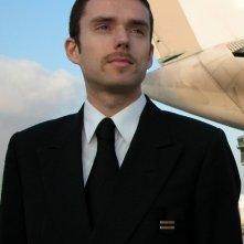 Alessio Sarti in una foto promo del film Senza amore
