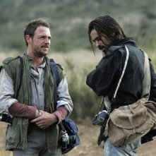 Colin Farrell e Jamie Sives nel dramma Triage, di Danis Tanovic