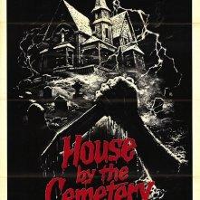 Locandina del film Quella villa accanto al cimitero (1981)