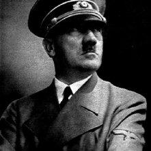 Una foto di Adolf Hitler
