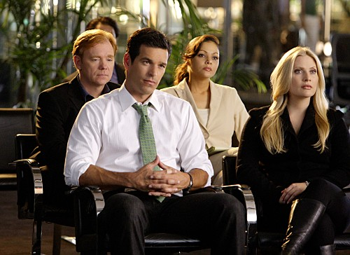 Csi Miami David Caruso Eddie Cibrian Ed Emily Procter Nell Episodio Delko For The Defense 139517