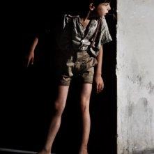 Guido Giaquinto in una sequenza del film L'uomo nero