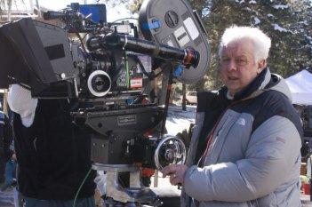 Jim Sheridan sul set del film Brothers