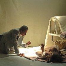 L'attore Jeff Goldblum in una scena del film Adam Resurrected