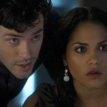 Lie to Me: Brendan Hines e Monica Raymund nell'episodio Black Friday