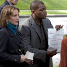 Lie to Me: Kelli Williams e Mekhi Phifer nell'episodio Black Friday