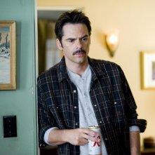 Il padre di Bella, Charlie Swan interpretato da Billy Burke nel film The Twilight Saga: New Moon