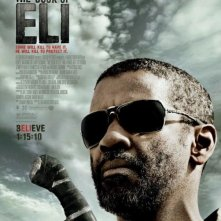 Locandina del thriller The Book of Eli