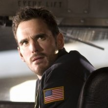 Matt Dillon in una scena di Armored