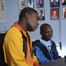 30 Rock: Tracy Morgan in una scena dell'episodio Sun Tea