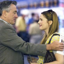 Robert De Niro e Drew Barrymore in Everybody's fine