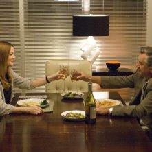 Robert De Niro e Drew Barrymore in una scena di Everybody's fine