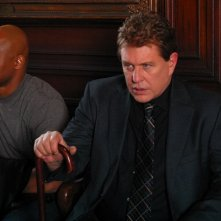 Sticky Fingaz e Tom Berenger in Breaking Point