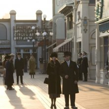 Una scena della serie HBO Boardwalk Empire