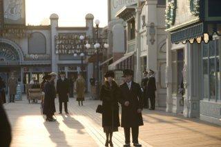 Una scena della serie HBO Boardwalk Empire