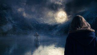 Saoirse Ronan in una scena del film Amabili resti
