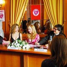 Violante Placido, Barbara Giummarra e Antonella Salvucci nella biopic Moana