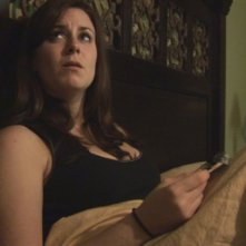 Katie Featherston è la protagonista di Paranormal Activity