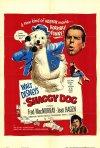 Locandina del film Geremia, cane e spia ( 1959 )
