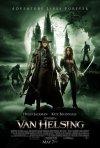La locandina americana di Van Helsing
